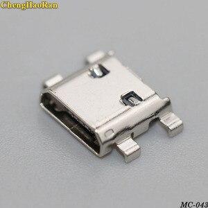 Image 5 - 100 pcs/lot Micro USB jack connecteur prise de charge port pour Samsung Galaxy Ace 2 S3 mini I8160 I8190 S7562 S7562i S7568 etc
