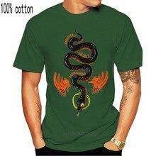 T-shirt «Good Omens» pour hommes, haut discret et mignon, Crowley, démon, ange, littérature surnaturelle