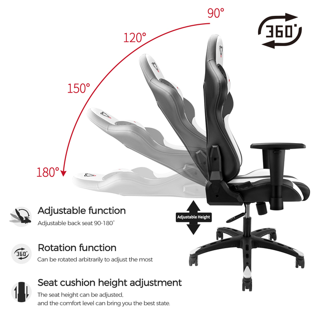 Business Office Furniture Office Chair PU Leather Office Chair