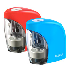 Ringsun student automatic pencil sharpener. Pencil sharpener stationery childrens electric