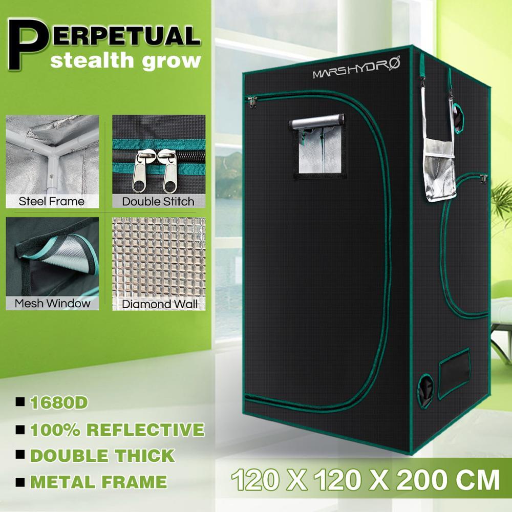 1680D Hydroponics 120x120x200cm(48