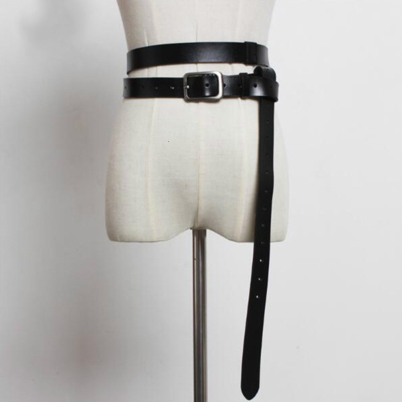 2020 New Design Fashion Trendy Belts For Women Solid Leather Casual All-match Waistband Female Tide Hot Sale Corset Belt ZJ978