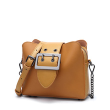 DOODOO Womens Bag 2019 new fashion small party bag Korean version of the pack one-shoulder slanted womens