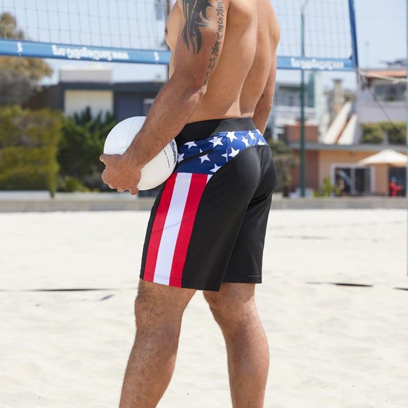 Mens Slim Jogger Beach Shorts Fashion Casual Gyms Fitness Bodybuilding Workout Male Sportswear Short Pants Brand Sweatpants