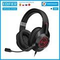 EDIFIER G2II Gaming Headset 50mm treiber einheit 7,1 Surround Sound RGB dynamische hintergrundbeleuchtung system Mikrofon mit geräuschunterdrückung