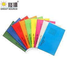 Премиум тяжеловесные файлы Подвески с вкладками Foolscap 240X370 мм офисные домашние файлы(Упаковка из 20