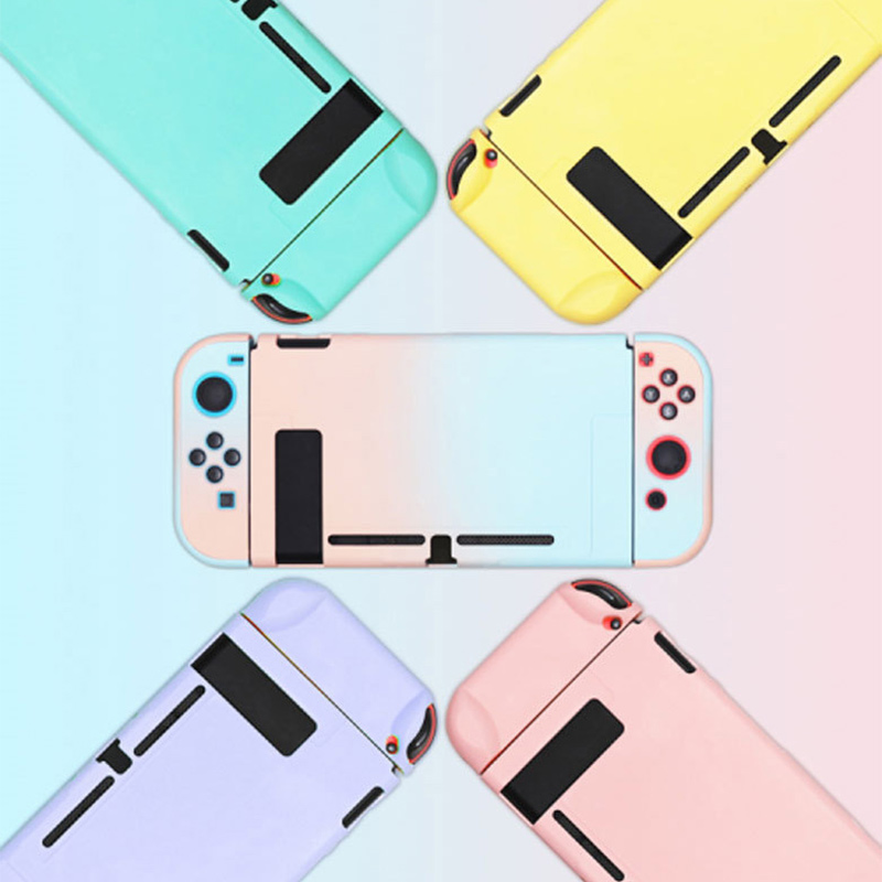 Nintend Switch Case Shell NS Joy-Con Full Cover Shell Cute Housing Protective Case For Nintendo Switch Game Console Accessories