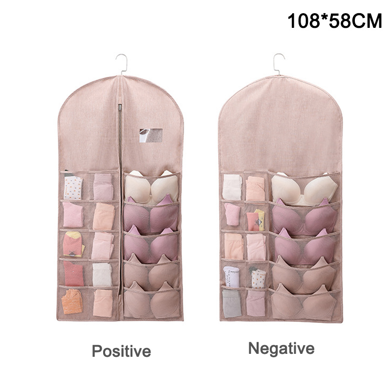 Dust Cover Storage Breathable Wrinkle Insect Proof Bag for Dress Coat Jackets Sweater Closet Storage @LS|Clothing Covers|Home & Garden - title=