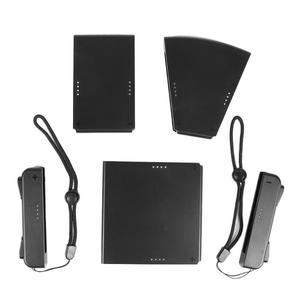 Image 4 - موصل حزمة اليسار واليمين حامل علبة 1 مجموعة 5 في 1 ABS مقبض قوس غطاء ل نينتندو سويتش Ns الفرح كون تحكم