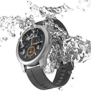 Image 2 - F12 Smart Uhr Mode IP68 Wasserdichte Blutdruck Herz Rate sport fitness uhren für männer, frauen, paare SmartWatch