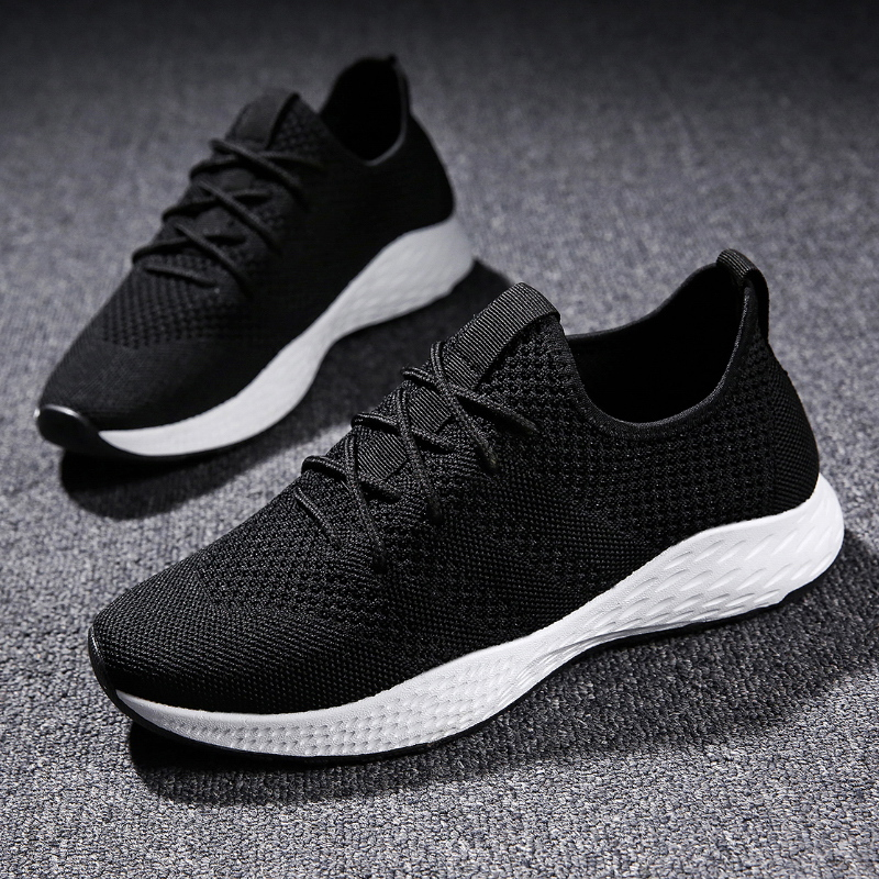Men Casual Shoes Men Sneakers Brand Men Shoes Loafers Slip On Male Mesh Flats Big Size Breathable Spring Autumn Winter Xammep Men's Shoes Shoes