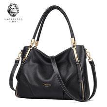 LAORENTOU Trend Women's Handbag Shoulder Bags Female Top Handle Bag Large Capacity Totes Ladies Travel Purse Mother's Day Gift