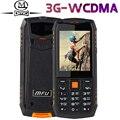 IP68 водонепроницаемый ударопрочный русская клавиатура WCDMA 3g мобильный телефон 2 8