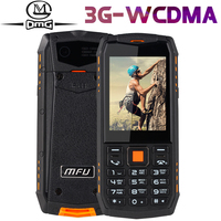 IP68 Waterproof shockproof Russian keyboard WCDMA 3G mobile phone 2.8 2700mAh bluetooth Dual SIM Unlock cellphone A903S