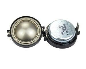 Hifi 1 дюймовый твитер динамик 4Ohm 20 Вт тройной громкоговоритель динамик для E20 E80 ES10 EC35 Замена аудио автомобиля Сделай Сам Серебряная диафрагма...