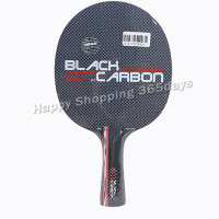 Original Tibhar Black Carbon table tennis blade carbon racket table tennis rackets racquet sports fast attack with loop