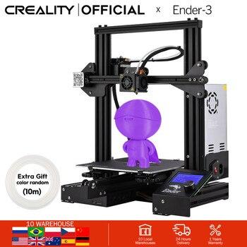 CREALITY 3D Printer Ender-3/Ender-3X Upgraded Optional,V-slot Resume Power Failure Printing Masks KIT Hotbed
