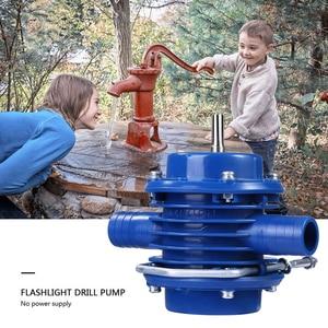 Image 4 - MINI Self Priming มือไฟฟ้าเจาะน้ำมันปั๊มน้ำแบบพกพา Micro ในครัวเรือนสวนปั๊มแรงเหวี่ยง