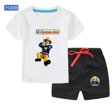 Boys Clothing sets Children clothes Summer 2020 Kids suits tollder baby t shirt  Outfit Sport Suit Kids Boy Clothing Set T-shit