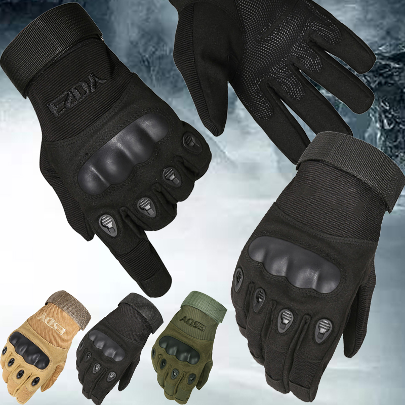 ReFire Gear Army Combat Tactical Gloves Men SWAT Special Forces Military Mittens
