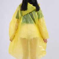 Na zewnątrz płaszcz przeciwdeszczowy, odporny na deszcz, ubrania jednorazowe wodoodporne ubrania łatwe do przenoszenia na zewnątrz wodoodporne ubrania do jazdy konnej