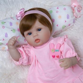 Кукла-младенец KEIUMI 17D03-C374-T29-H102-H162 5
