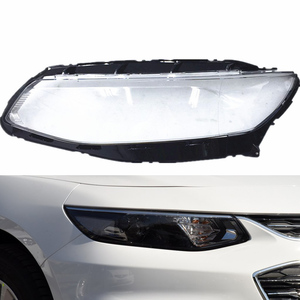 Image 1 - Araba far camı için Chevrolet Malibu XL 2016 2017 2018 far Lens araba far camı yedek otomatik kabuk kapak