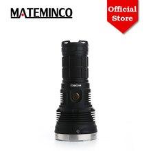 Mateminco MT35 CREE XHP35 HI LED 2700 lumenów 1600 metrów długi rzut latarka myśliwska, kemping, wyszukiwanie