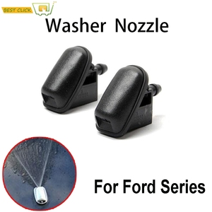 MISIMA Windscreen Window Wiper Washer Nozzle Jet For Ford Focus MK 3 For Mondeo MK4 C-max Fiesta MK 5 2007 2008 2009 2010(China)