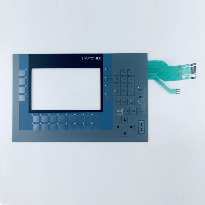 6AG1124-1GC01-4AX0 KP700 Membrane Keypad for SIMATIC HMI Panel repair~do it yourself, Have in stock