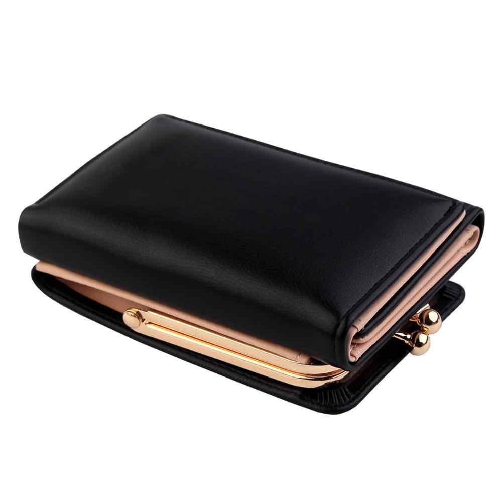 """Женский кошелек и сумочка от бренда """"Мезон Фабр"""" из искусственной кожи, короткий кошелек, мини-кошелек с отделением для монет, держатель для карт, женские кошельки, кошелек"""