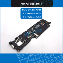 Logic board 820-3435-A 820-3435-B A1465 Motherboard For Macbook Air 11″ A1465 i5 1.4GHz 4GB i5 1.7GHz 8GB Early 2014