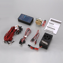 New G.T. POWER Lighting and Voice Vibration System RC Car
