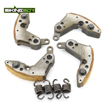 BIKINGBOY Centrifugal Wet Clutch Pad Shoes Carrier ASSY YFM 350 Bruin 04 05 06 Grizzly 07-14 13 12 11 10 Wolverine 06 07 08 09