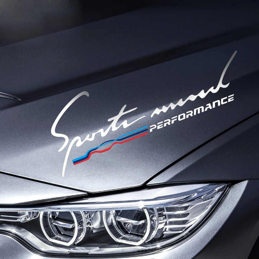 Estilo de coche de rendimiento para bmw e92 m g30 w205 f10 f20 f30 r1200gs mazda 3 6 cx5 cx7 cx3 skoda Octavia a5 a7 vw golf 3 4