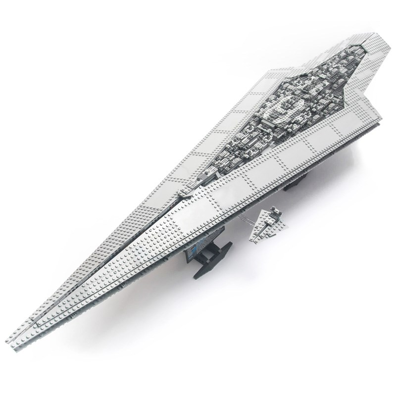 DHL 05028 05027 Star Compatible 10221 10030 Destroyer Set Model Wars Building Blocks Bricks Gifts birthday gift-in Blocks from Toys & Hobbies    1