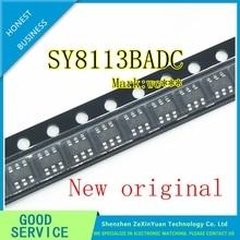 100 ชิ้น/ล็อต 100% ใหม่ Original SY8113BADC SY8113B SY8113 (WC5ZI WC4FZ WC...) SOT23 6 ในสต็อก
