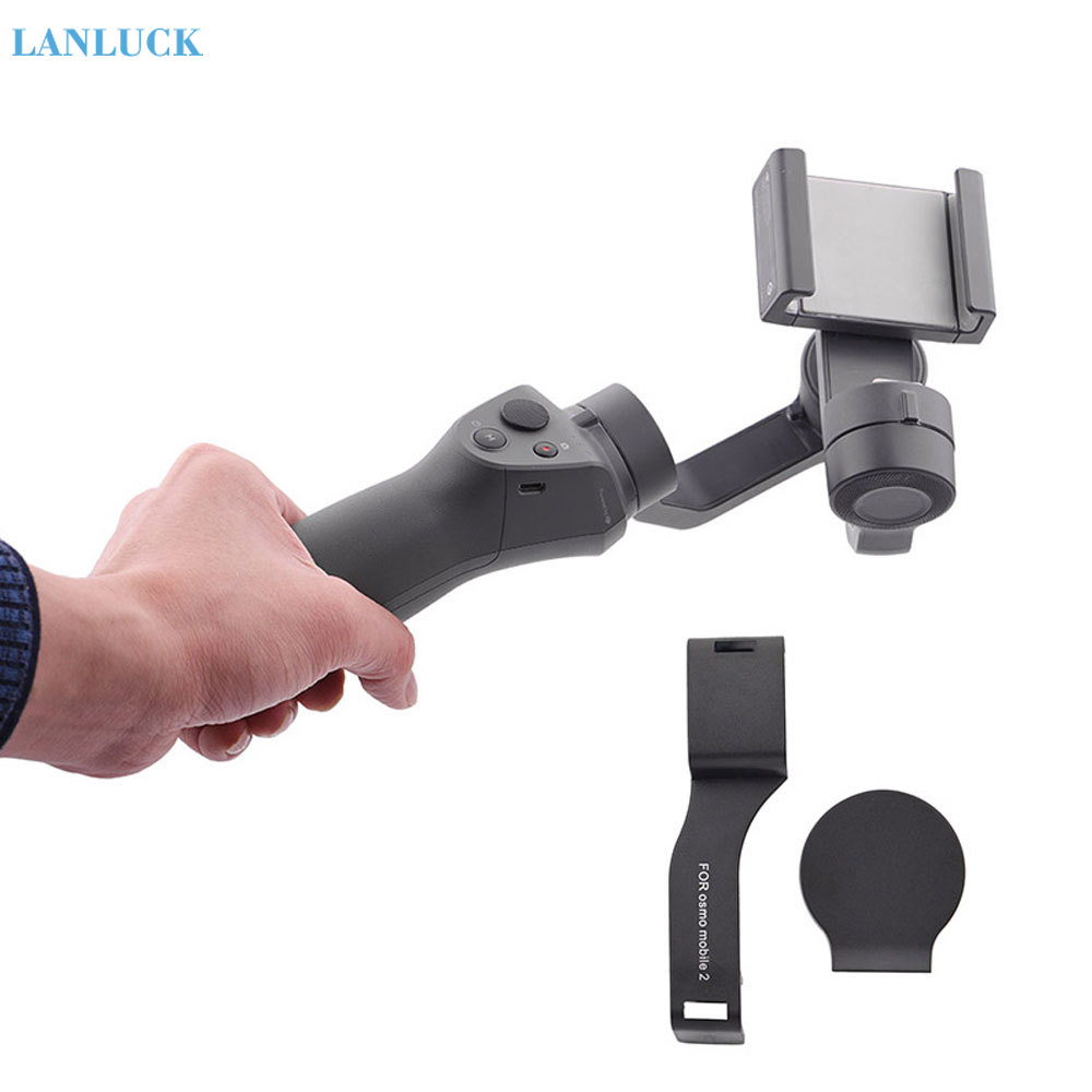 Fixed Buckle Securing Clip Gimbal Stabilizer Prevent Shake Safety Lock Protector Holder For DJI OSMO Mobile 2 Accessories