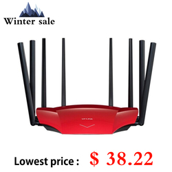 Tp Link WDR8690 Gigabit Router AC2600 Gioco Wireless Router 10/100/1000Mbps Router Wifi 4*4 MU-MIMO Doppia Frequenza 2.4G + 5G IPV6