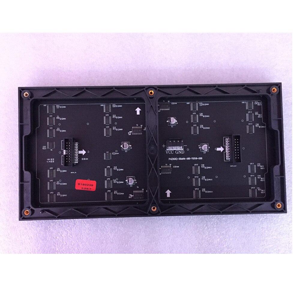 64x32 matrix LED sign RGB P4 led module video wall P2.5 P3 P4 P5 P6 P8 P10 indoor screen full color display