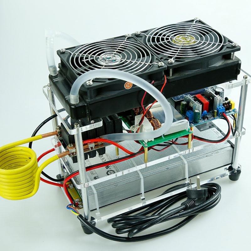 Коллекционная индукционная нагревательная машина, малые изобретения физики, модель двигателя, Детская обучающая игрушка, обучающий инстру...