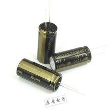 2PCS ELNA TONEREX 25V3300UF 18X40MM ROB 3300UF 25V tuner audio capacitor 3300UF/25V TONEREX 3300UF 25V OFC