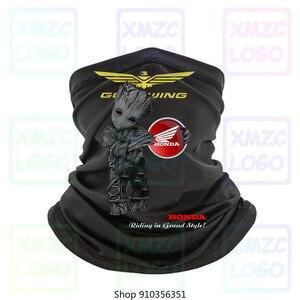 Honda Goldwing мотоциклы Топ для мужчин s бандана Размер S до 5Xl повязка на голову шарф бандана для шеи грелка для женщин и мужчин