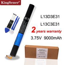 """KingSener bateria tabletu dla LENOVO YOGA 10 """"Tablet B8000 B8080 L13D3E31 L13C3E31 B8000 F B8000 H B8080 H B8080 F 3.75V 9000MAH"""