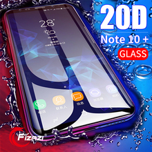 20D Tempered Glass For Samsung Galaxy Note 10 S8 S9 S10 Plus Note 8 9 Full Screen Protector For Samsung S10 Note 10 Pro Glass