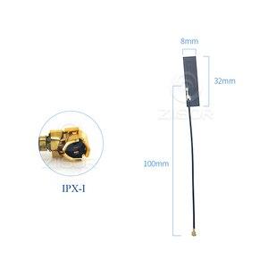 Image 3 - ยาวช่วง 433MHz เสาอากาศภายใน Lora 433M FPC เสาอากาศ IPX IPEX ไร้สายโมดูล Lora OMNI DTU ตัวรับสัญญาณ Antena TX433 FPC 3208