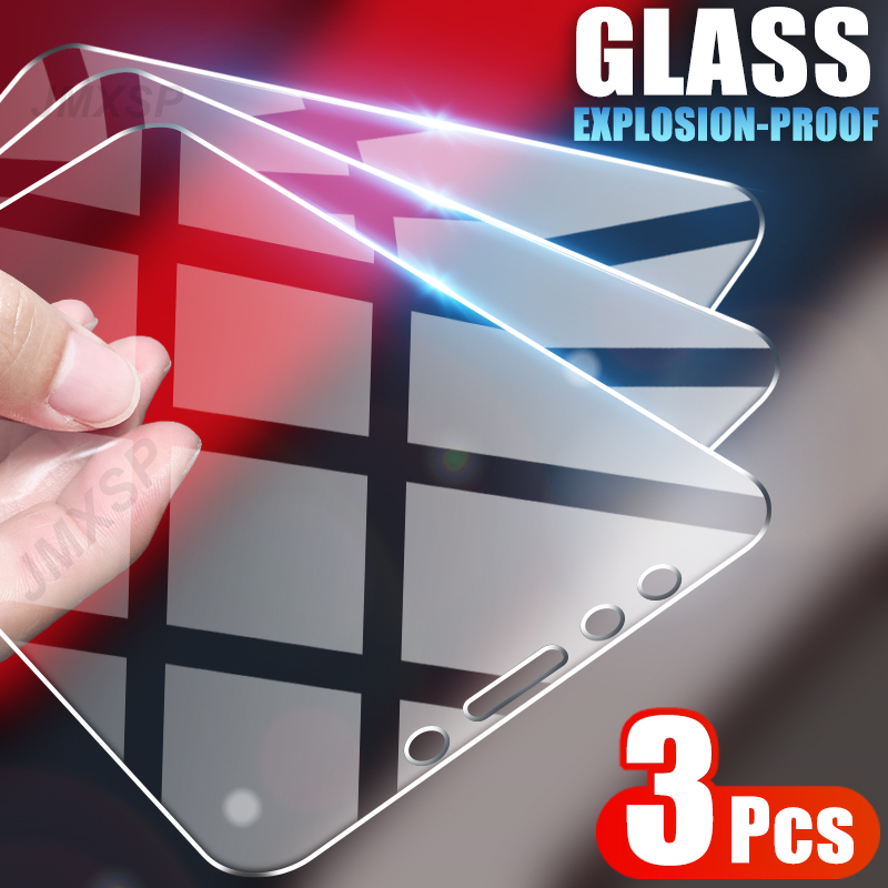 3Pcs Tempered Glass For Xiaomi Redmi Note 5 5A 4 4X Pro Screen Protector on the For Redmi 5A 5 Plus