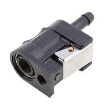 Conector de manguera/línea de combustible para Motor fueraborda Yamaha, 6mm, 5/16 pulgadas, conectores de línea de combustible para Motor de barco lateral, accesorios