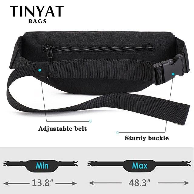 Waist Bag Pack Purse Casual Large Phone Belt 3