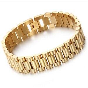 Fantastic Metal Watch Bracelet